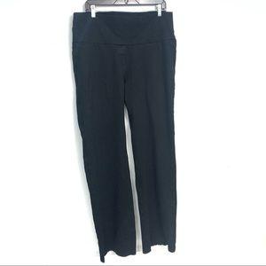 BetaBrand Black Yoga Wide Leg Dress Pants Sz 2XL